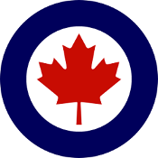 RCAF Patches Royal Canadian Air Force