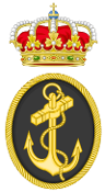 Spanish Naval Air Arm Arma Aerea de la Armada Espanola Patches