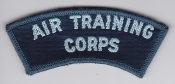 RAAF Patch Y Air Training Corps Cadets AIRTC Title b EB