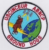 USAF Patch Cmd USAFE 10 ACCS USCINCEUR Battle Staff E Team a