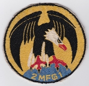 German Naval Air Service Patches Marineflieger