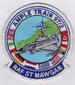 NATO Patches Training Patch Air Force Badges
