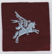 British Army Airborne Special Forces Commando Patches