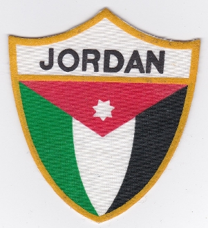 RJAF Patch Sqn Royal Jordanian Air Force Country ID Shield
