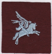 British Army Airborne Patch 1 And 6 Airborne Division Pegasus 43