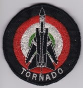 Italian Patch Air Force Aeronautica Militare AM t Tornado Velcro