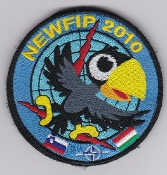 Italian Patch Air Force Aeronautica Militare AM Gruppo 71 NEWFIP