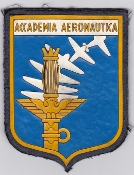Italian Patch Air Force Aeronautica Militare AM tg Accademia