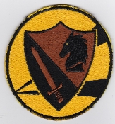 US Navy Aviation Patch Fighter VF 302 Squadron F 8 Crusader