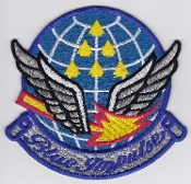 Air Force Aerobatic Display Team Patches