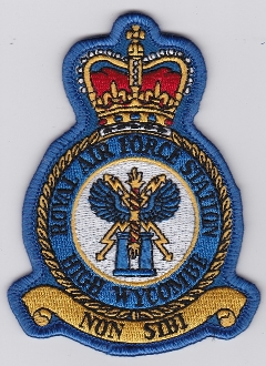 RAF Patch Station Royal Air Force High Wycombe HQ Strike Command