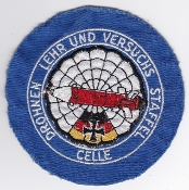 German Army Aviation Patch Drohnen Lehr Versuchs Staffel Drone