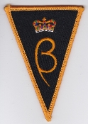 RAF Patch Royal Air Force TTTE Tri National Tornado Training B