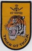 NATO Patches Tiger Meet Patches Air Force Badges