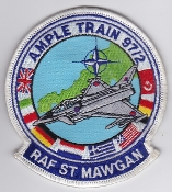 NATO Patches Exercise Patches Air Force Badges