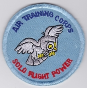 Z EB Air Force Patches