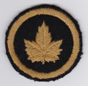 Canadian Army Formation Signs Patches Titles