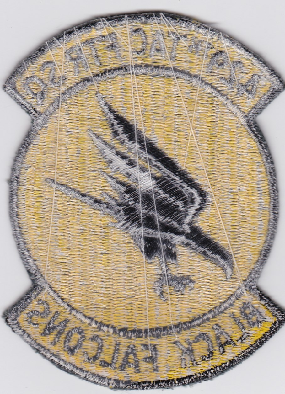 USAF PATCH AIR FORCE 429 TN ATTACK SQUADRON
